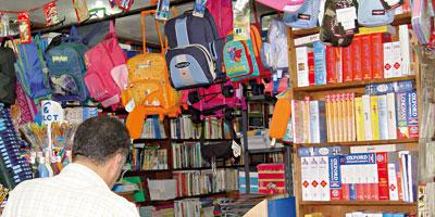 Un million de cartables: le ministère a payé les libraires concernés