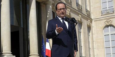 François Hollande : La France «n'a rien à craindre de la crise grecque»