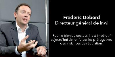 Fréderic Debord, Directeur général de Inwi : Â«La 4G va révolutionner les télécoms au Maroc»