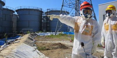 Fukushima : 360 millions d'Euros pour les problèmes d'eau contaminée