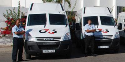 Braquage d'un transport de fonds à Tanger