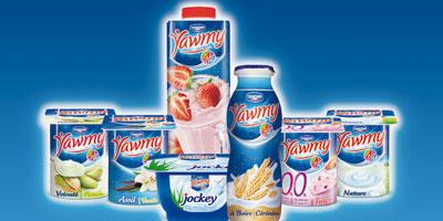 Centrale Laitière: 1,4 million de litres de lait et environ 4 millions de pots de yaourt vendus chaque jour!