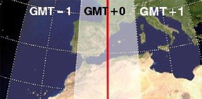 GMT+1 officialisé pour de bon