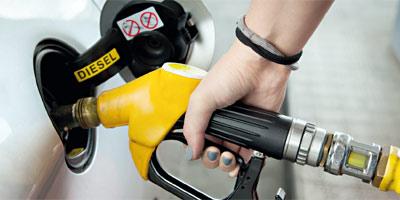 Les ventes de gasoil en hausse pour la première fois cette année