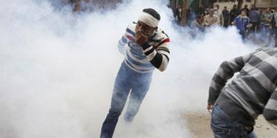 El Hajeb : Des élèves aspergés de gaz lacrymogène à l'intérieur de leur classe !