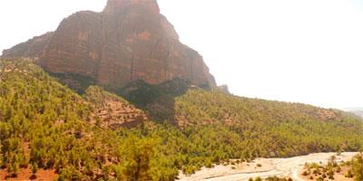Le Géoparc de la région Tadla-Azilal labellisé par l'UNESCO