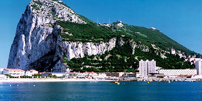 La destination Gibraltar accessible par avion  avec un visa Schengen