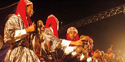 Gnaoua rejoint les grands festivals du monde