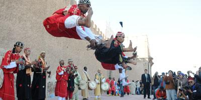 EN PHOTOS – Festival Gnaoua d'Essaouira : Ouverture folklorique et ambiance festive pour la 16ème édition !
