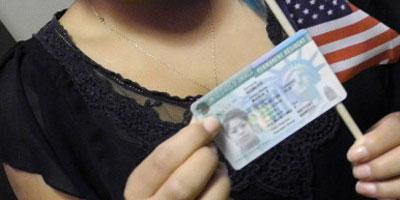 Ouverture des inscriptions à la loterie « Green Card » pour l'Amérique