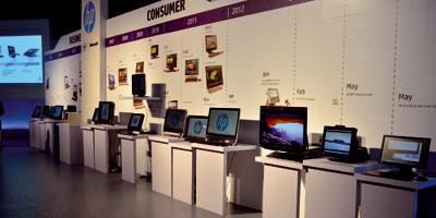 HP : pas moins de 80 nouveaux produits bientôt sur le marché