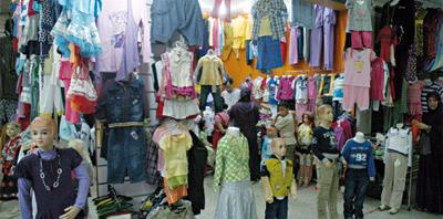 Le Marocain dépense 1 251 DH par an en habillement