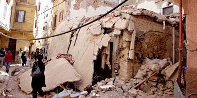 Maisons menaçant ruine à Casablanca : Le casse-tête des relogements !