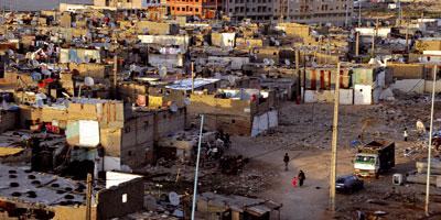 Habitat anarchique : jusqu'à 5 MDH d'amende et 5 ans de prison pour les contrevenants