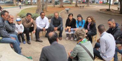 Hadiqat Ennass : un jardin, mais pas que