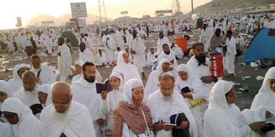 19 pèlerins marocains blessés dans un accident d'autocar entre Mina et la Mecque