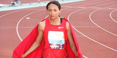 Halima Hachlaf suspendue 4 ans pour dopage