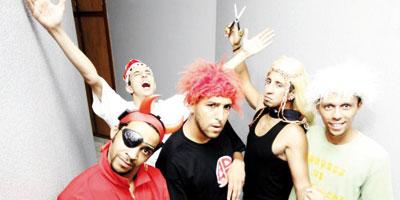 Haoussa: punk is not dead