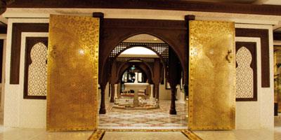 Inspiration marocaine chez Harrods