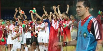Match amical Maroc-Gabon: la liste des joueurs convoqués par Hassan Benabicha