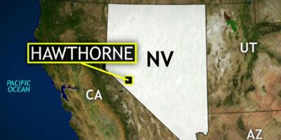 Explosion sur une base militaire du Nevada, 7 morts, selon un porte-parole des Marines américains