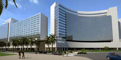 Hilton prépare l'ouverture de ses deux hôtels à Tanger