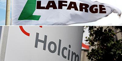 Lafarge poursuit sa stratégie d'investissement  à la veille de la fusion avec Holcim