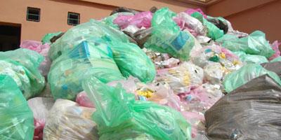 Oujda : l'hôpital d'oncologie enfouit ses déchets sous terre alors qu'il dispose d'un broyeur !