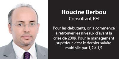 Augmentations de salaires : Entretien avec Houcine Berbou Consultant RH