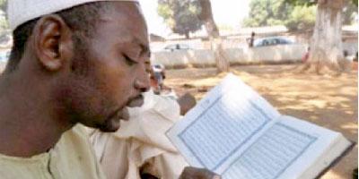 Formation d'imams guinéens au Maroc