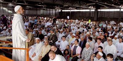 Des Imams marocains VIP en Europe