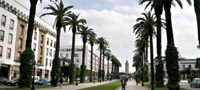 Des immeubles en R+10 au quartier Souissi à Rabat !