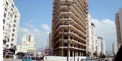 Tanger : le marché de l'immobilier est plongé dans le marasme