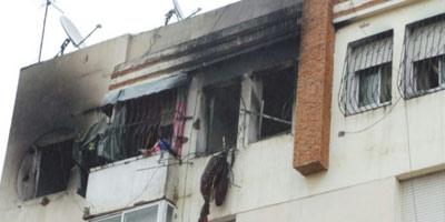 Un incendie fait 3 morts à Casablanca