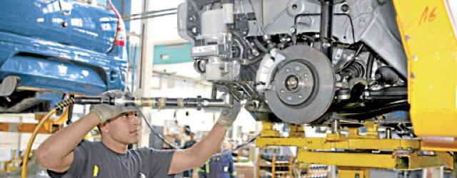 Industrie automobile : les objectifs arrêtés pour 2020 seront atteints bien avant