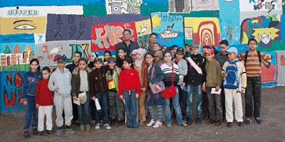 Hay Mohammadi, quartier-dortoir plein d'espoir