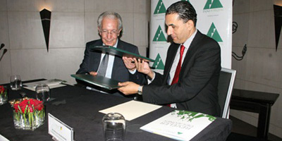 Injaz  Al-Maghrib reçoit l'appui  d'Al Barid Bank
