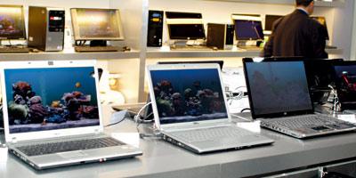 Internet Le PC portable a le vent en poupe