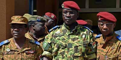 Burkina Faso : Isaac Zida a reçu une formation militaire au Maroc