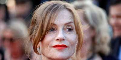 Isabelle Huppert, présidente du jury du Festival International du Film de Marrakech