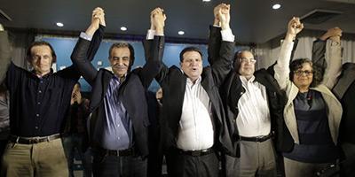 à‰lections/Israël: les partis arabes, 3ème force au Parlement