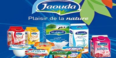Jaouda : 17 ans, 2,5 millions de berlingots de lait, yaourts et jus vendus chaque jour