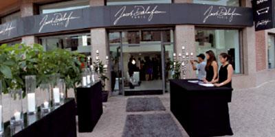 Nouveau Showroom de Jacob Delafon à Marrakech
