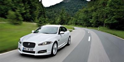 Test drive du Jaguar XF 3.0 L diesel Luxury