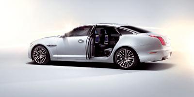 Jaguar XJ Ultimate, une seule au Maroc