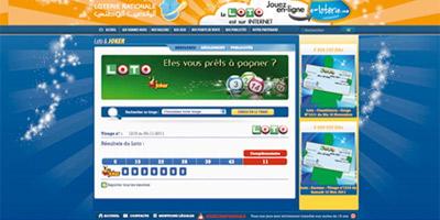 Pari en ligne : déjà un gagnant de 6 MDH au loto !