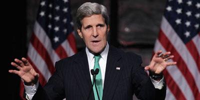 John Kerry en visite officielle au Maroc