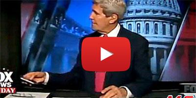 Bévue diplomatique : John Kerry critique les frappes israéliennes sans se savoir filmé !