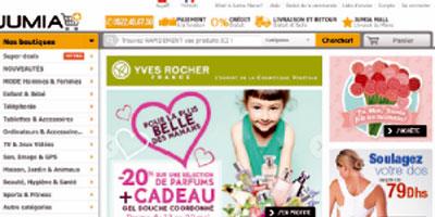 E-commerce : Jumia lance sa place de marché en ligne