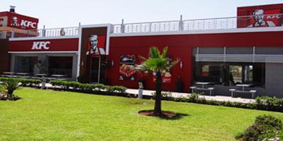 Réouverture du restaurant KFC à la Corniche de Casablanca